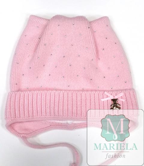 Шапка для девочки фирмы Мариэла